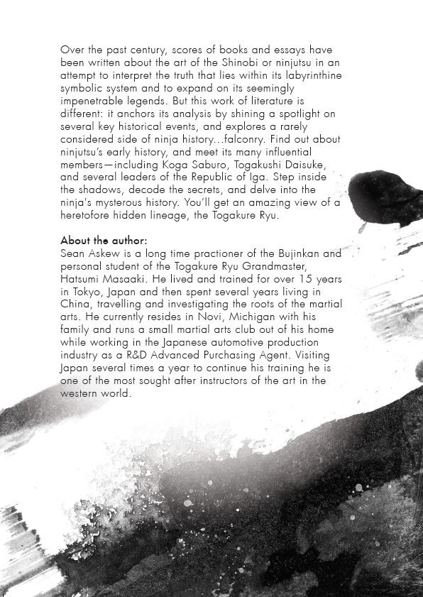 Hidden Lineage Back Cover