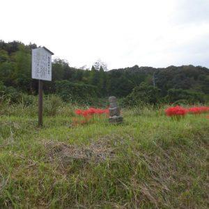 Enyaku's grave