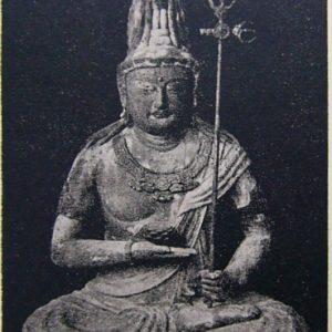Koku-zo statue