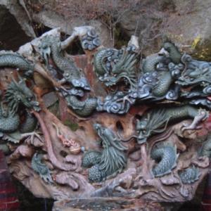 Nine headed dragon at Togakushi