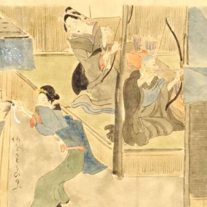 Edo Period Yaba game house