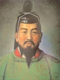 Emperor Junna whom Uraba Kuniyo seperated himself from due to political intrigue