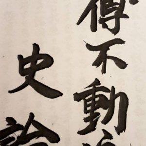 Shinden Fudo Ryu Shiron section cover page