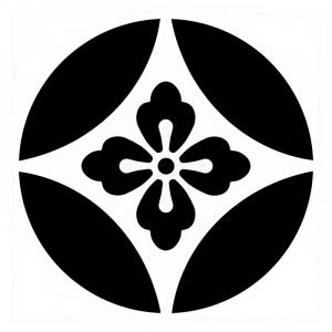 Izumo Toda family crest