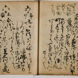 Matsudaira Ietada's journal at Komazawa University is a national treasure, in it he describes Takeda Shingen's Kamari shinobi army