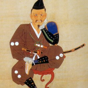 Tokugawa Ieyasu after his deat at Mikatagahara