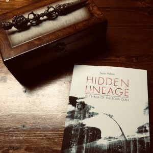 Get your copy of the Hidden Lineage today on Amazon or my BKRBUDO website