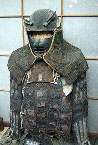 Ninja armor