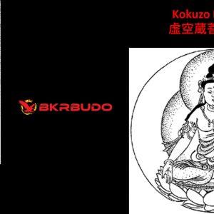 Myoken Bosatsu and Kokuzo Bosatsu