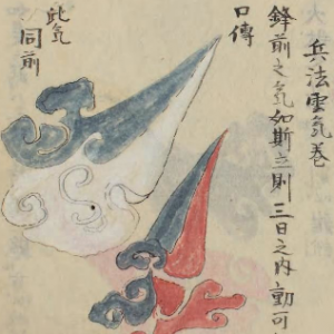 Edo Period document on Unki divination